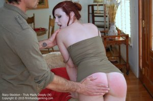 Firm Hand Spanking - Truly Madly Deeply - N - image 1