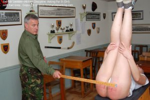 Firm Hand Spanking - Military Discipline - Dh - image 5