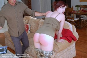 Firm Hand Spanking - Truly Madly Deeply - N - image 9