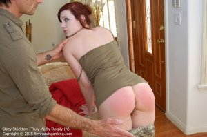 Firm Hand Spanking - Truly Madly Deeply - N - image 3