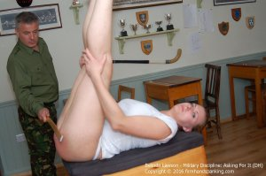 Firm Hand Spanking - Military Discipline - Dh - image 9