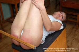 Firm Hand Spanking - Military Discipline - Dh - image 15