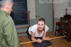 Firm Hand Spanking - Military Discipline - Dh - image 8
