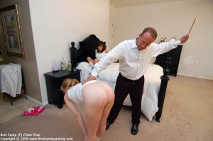 Firm Hand Spanking - Brat Camp - F - image 3