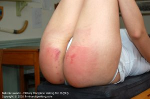 Firm Hand Spanking - Military Discipline - Dh - image 17