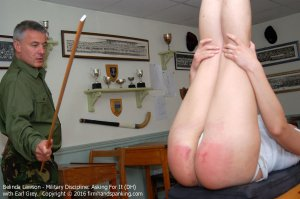 Firm Hand Spanking - Military Discipline - Dh - image 12