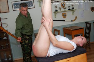 Firm Hand Spanking - Military Discipline - Dh - image 3