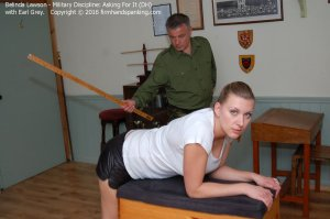 Firm Hand Spanking - Military Discipline - Dh - image 16