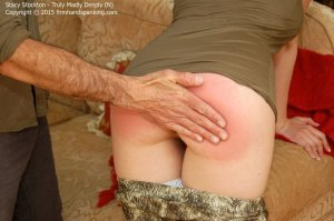 Firm Hand Spanking - Truly Madly Deeply - N - image 15