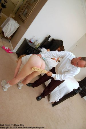 Firm Hand Spanking - Brat Camp - F - image 11