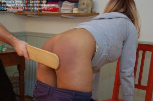 Firm Hand Spanking - The Principal's Office - D - image 17