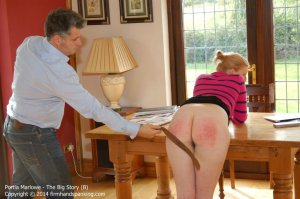 Firm Hand Spanking - The Big Story - B - image 3