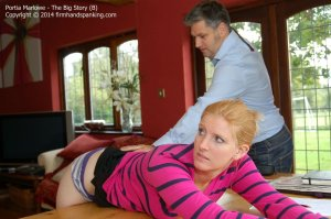 Firm Hand Spanking - The Big Story - B - image 16