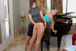 Firm Hand Spanking - Maid Trouble - B - image 1