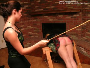 Firm Hand Spanking - 30.03.2007 - Bare Bottom Caning - image 12