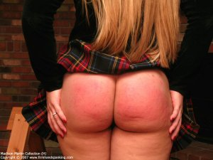 Firm Hand Spanking - 30.03.2007 - Bare Bottom Caning - image 10