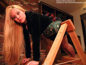 Firm Hand Spanking - 30.03.2007 - Bare Bottom Caning - image 14