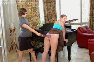 Firm Hand Spanking - Maid Trouble - B - image 13