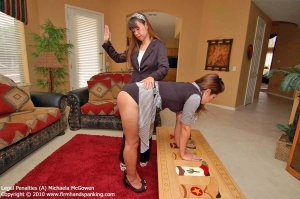 Firm Hand Spanking - Legal Penalties - A - image 4