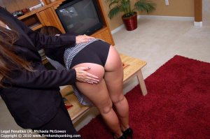Firm Hand Spanking - Legal Penalties - A - image 2