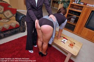 Firm Hand Spanking - Legal Penalties - A - image 8