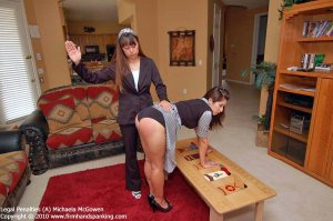 Firm Hand Spanking - Legal Penalties - A - image 7