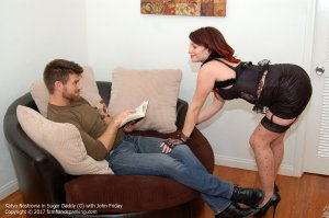 Firm Hand Spanking - Sugar Daddy - G - image 12