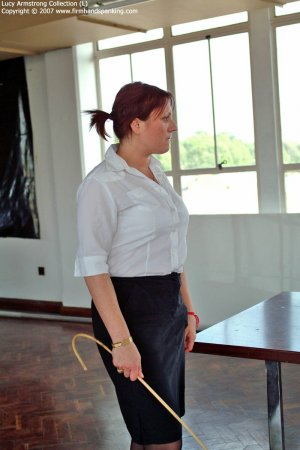Firm Hand Spanking - 30.07.2007 - Bare Bottom Caning - image 7