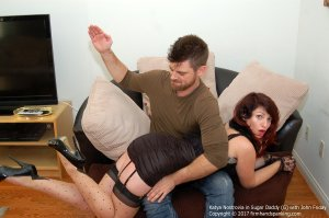 Firm Hand Spanking - Sugar Daddy - G - image 17