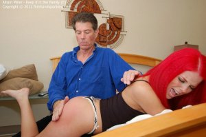 Firm Hand Spanking - Keep It In The Family - E - image 8