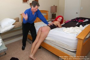 Firm Hand Spanking - Keep It In The Family - E - image 18