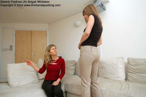 Firm Hand Spanking - Sisterly Feelings - A - image 6