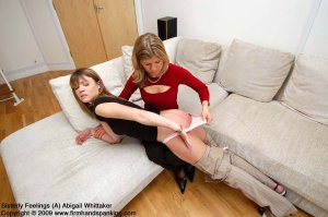 Firm Hand Spanking - Sisterly Feelings - A - image 10