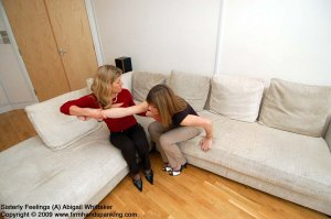 Firm Hand Spanking - Sisterly Feelings - A - image 15