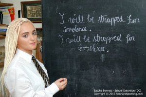 Firm Hand Spanking - School Detention - Dc - image 9