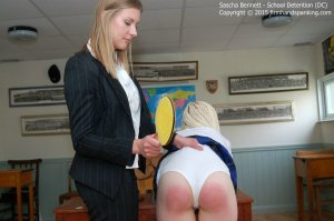 Firm Hand Spanking - School Detention - Dc - image 16