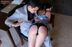 Firm Hand Spanking - Secretary - Bf - image 12