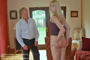 Firm Hand Spanking - Rogue Model - C - image 2