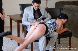 Firm Hand Spanking - Secretary - Bf - image 4