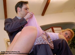 Firm Hand Spanking - 31.03.2006 - Bare Bottom Spanking - image 14