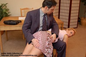 Firm Hand Spanking - 31.03.2006 - Bare Bottom Spanking - image 15