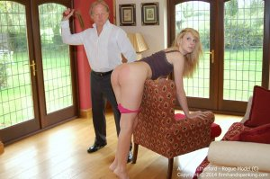 Firm Hand Spanking - Rogue Model - C - image 3