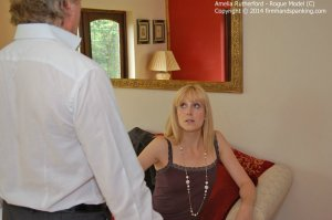 Firm Hand Spanking - Rogue Model - C - image 1