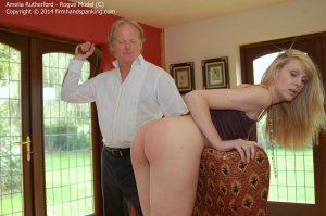 Firm Hand Spanking - Rogue Model - C - image 16