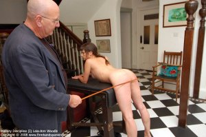 Firm Hand Spanking - Military Discipline - I - image 12