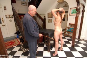 Firm Hand Spanking - Military Discipline - I - image 11