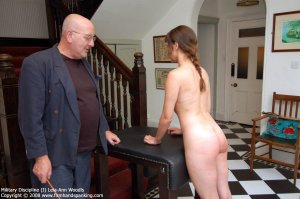 Firm Hand Spanking - Military Discipline - I - image 9