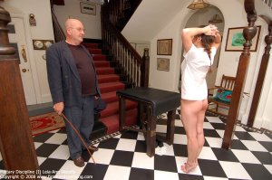 Firm Hand Spanking - Military Discipline - I - image 5