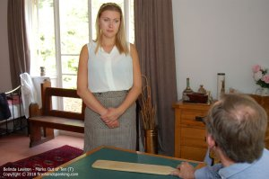 Firm Hand Spanking - Marks Out Of Ten - T - image 4