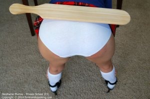 Firm Hand Spanking - Private School - Cj - image 10